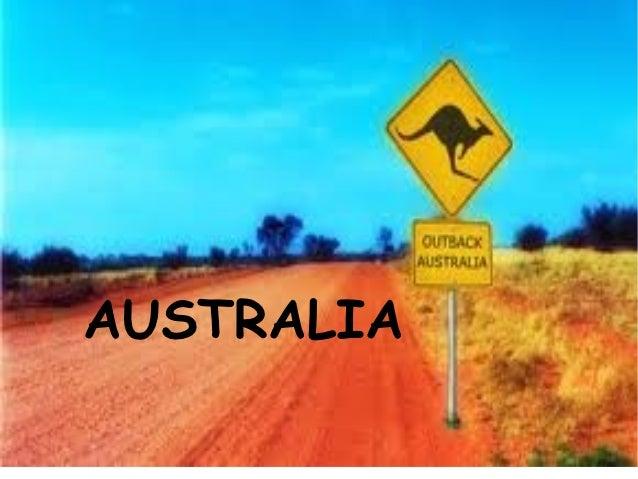 Australia by  Lucia Casasola