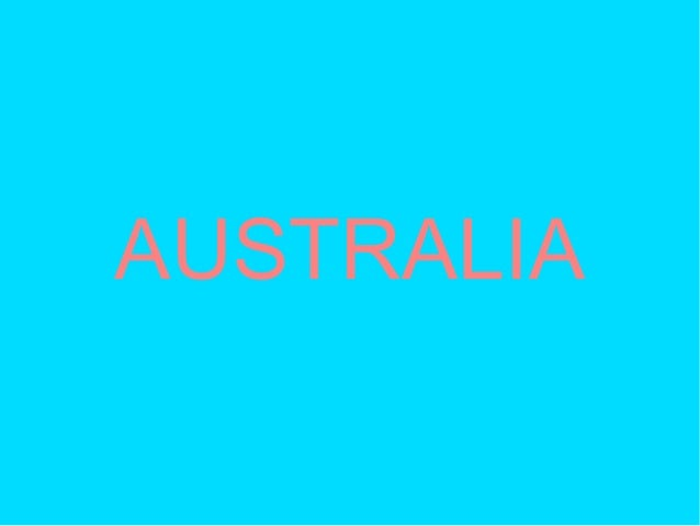 Australia marta and andrea