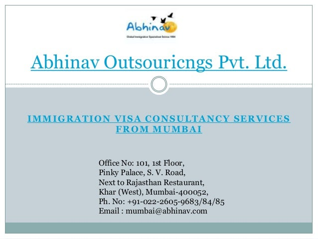 Australian Immigration Consultancy Services In Mumbai