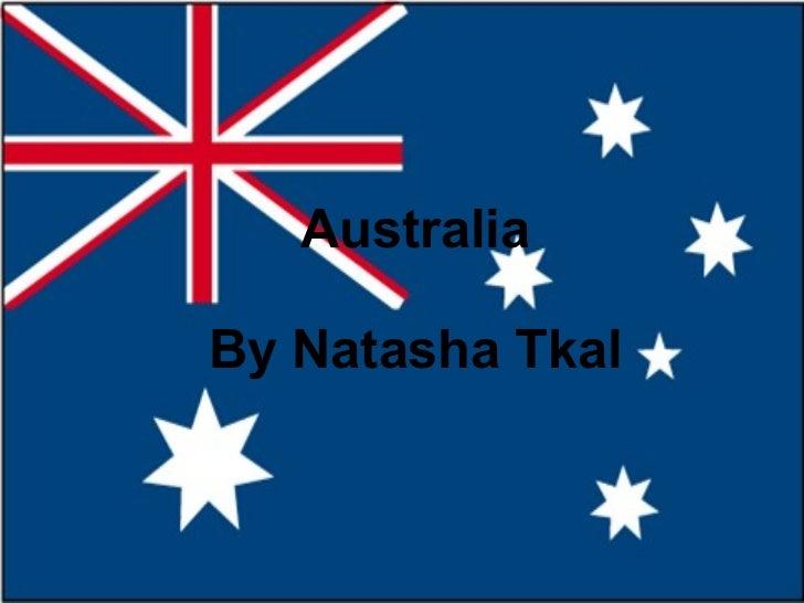 Australian powerpoint final