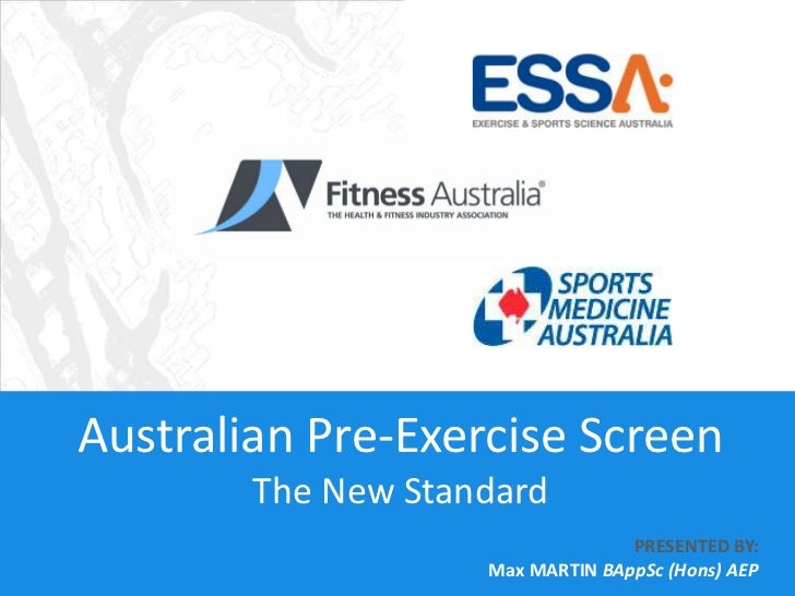 Pre exercise screening form template 28 images australian pre pre exercise screening form template australian pre exercise screen the new standard pronofoot35fo Choice Image