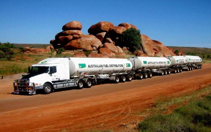 Australian Road Trains (nx power lite)