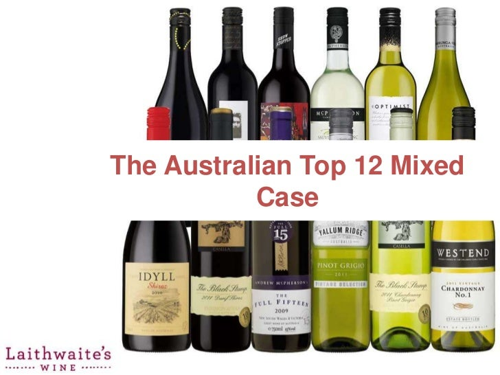 The Australian Top 12 Mixed           Case