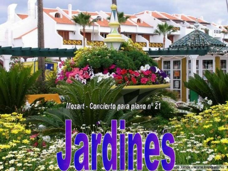 Austrian, gardens  music by mozart