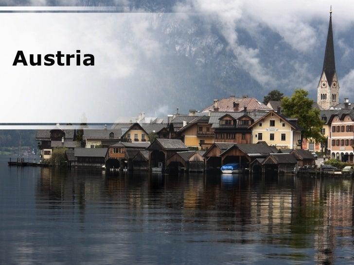 Austria PowerPoint Content