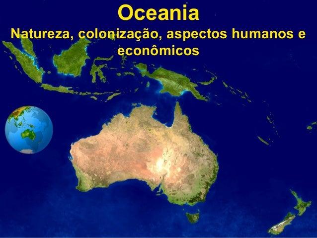 Austrália e nova zelândia colonização e organização econômica