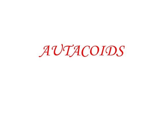 Autacoid1