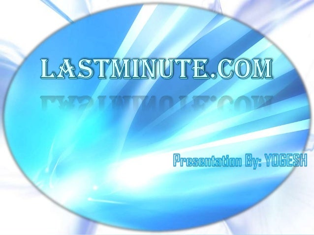 lastminute.com is an online travel agency and e-tailer founded by Martha Lane Fox and Brent Hoberman in 1998  lastminute...