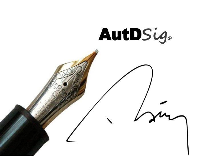 AutDSig      ®