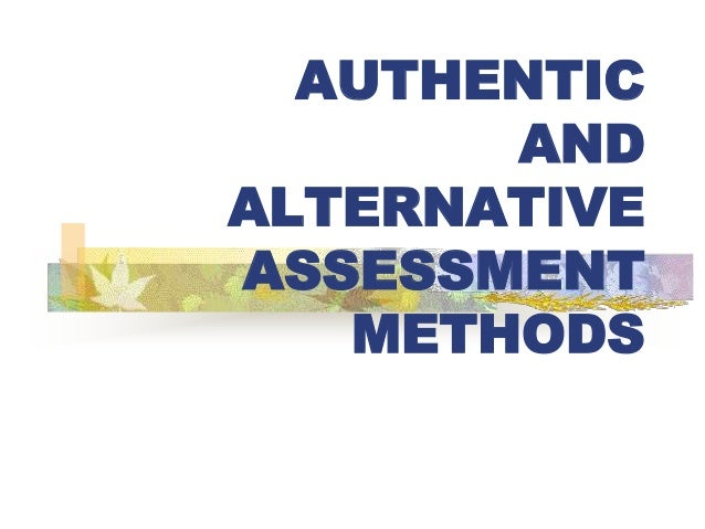 alternative assessment California's statewide alternate assessments for students with the most significant cognitive disabilities.