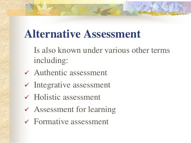three assessment methods which promote Three assessment methods which promote a learner-centred approach and explain how these three methods achieve this.