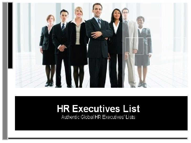 Who are we?  Masters in Procuring Top Level HR      Professionals' Entropy We are Human Resource Data specialists.  Our da...