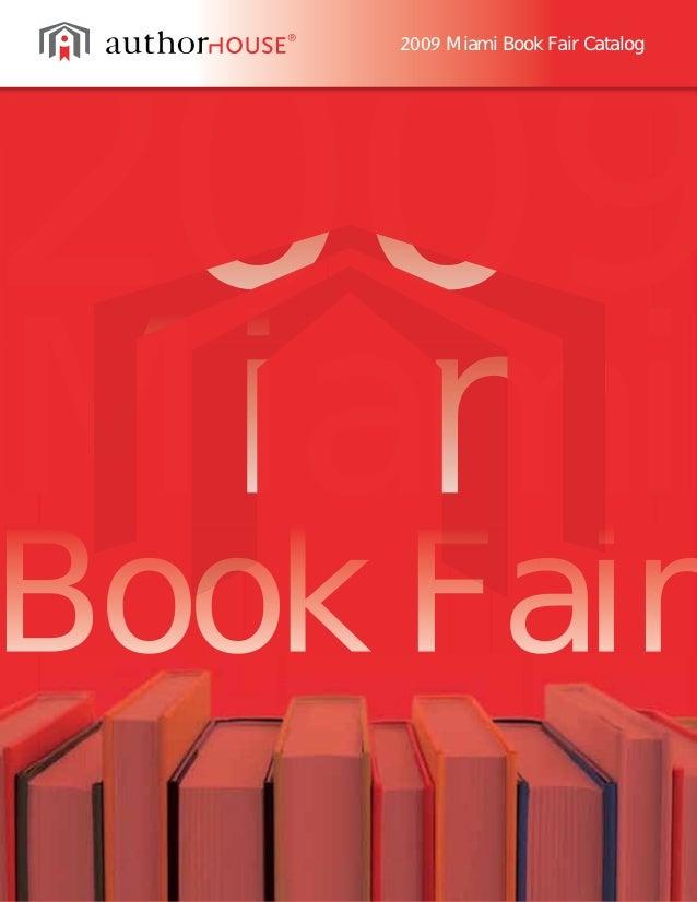 2009     2009 Miami Book Fair CatalogMiamiBook Fair