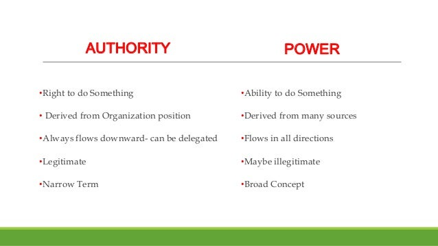 "power vs authority The phrase power and authority appears 8 times in the book of  in the land [ who spoke] the word of god with power and with authority"" (vs."
