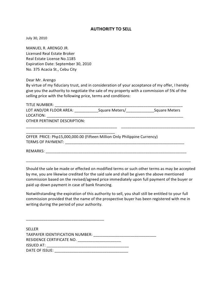 Agreement To Sell Real Estate 006 Cbs1 Contract To