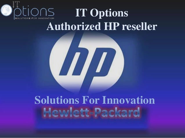 how to become hp reseller