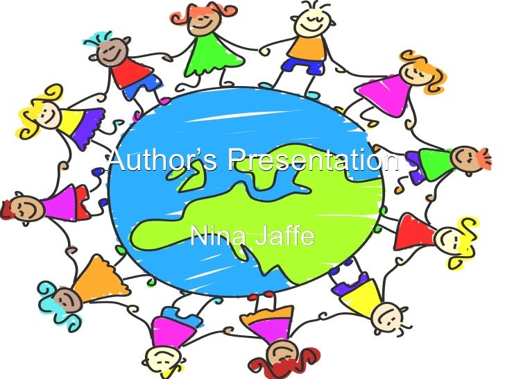 Author's Presentation Nina Jaffe