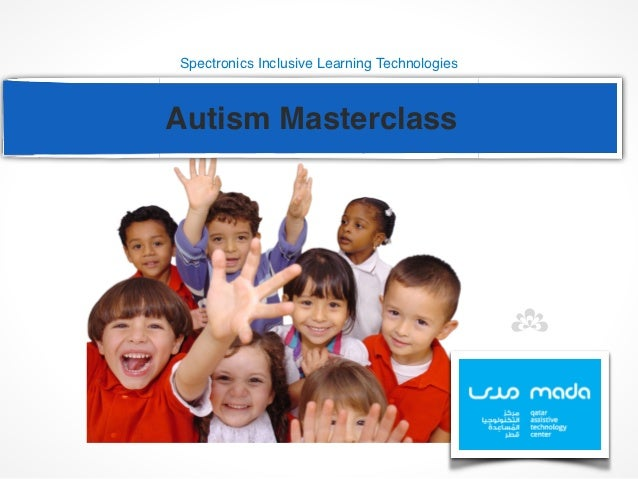 Spectronics Inclusive Learning TechnologiesAutism Masterclass