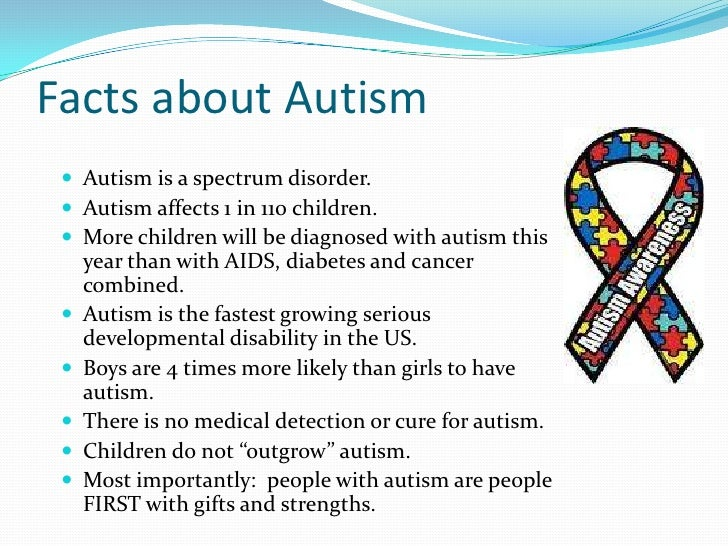effects of autism The term autism refers to a cluster of conditions appearing early in childhood all involve severe impairments in social interaction, communication, imaginative abilities, and rigid, repetitive behaviors.