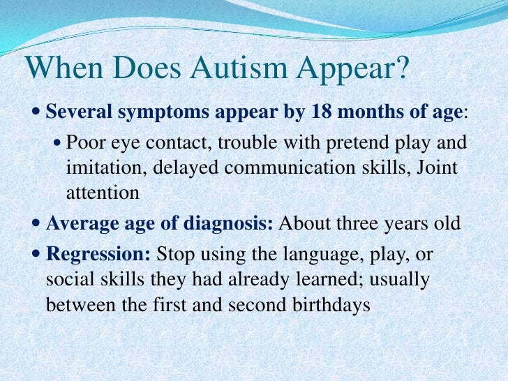 the truths of autism essay Great collection of paper writing guides and free samples ask our experts to get writing help submit your essay for analysis.