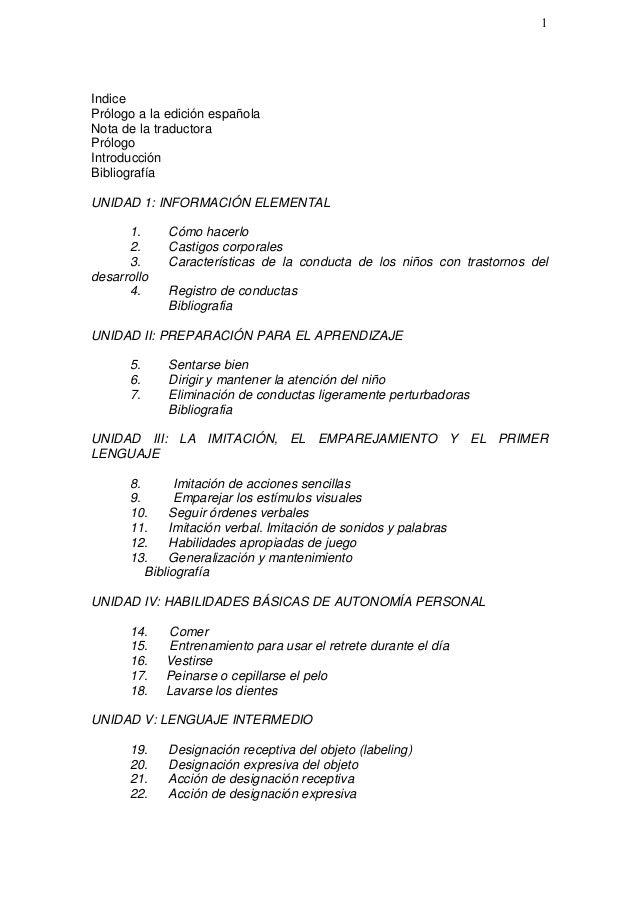 1IndicePrólogo a la edición españolaNota de la traductoraPrólogoIntroducciónBibliografíaUNIDAD 1: INFORMACIÓN ELEMENTAL   ...