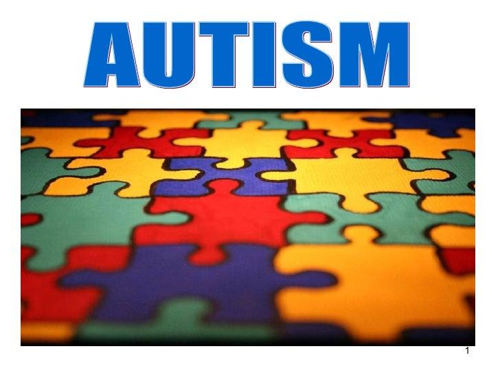 Autism pre