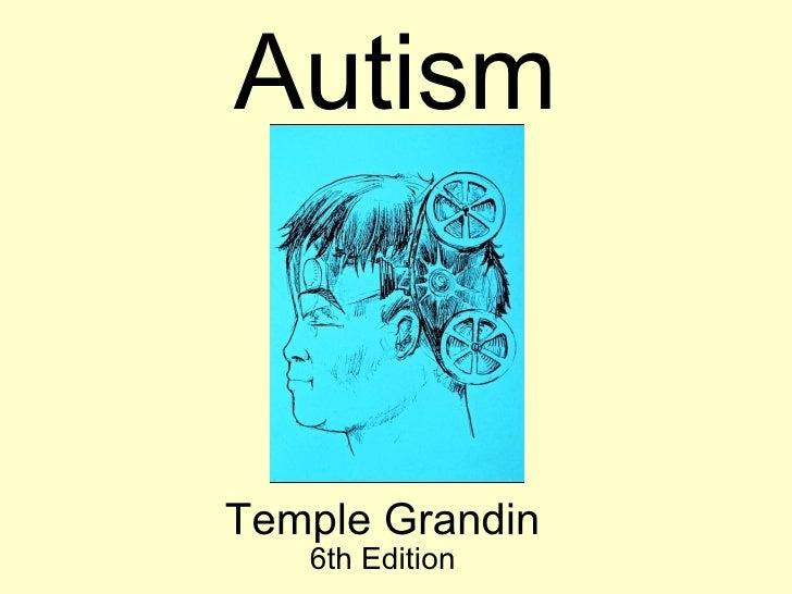 Autism Temple Grandin 6th Edition