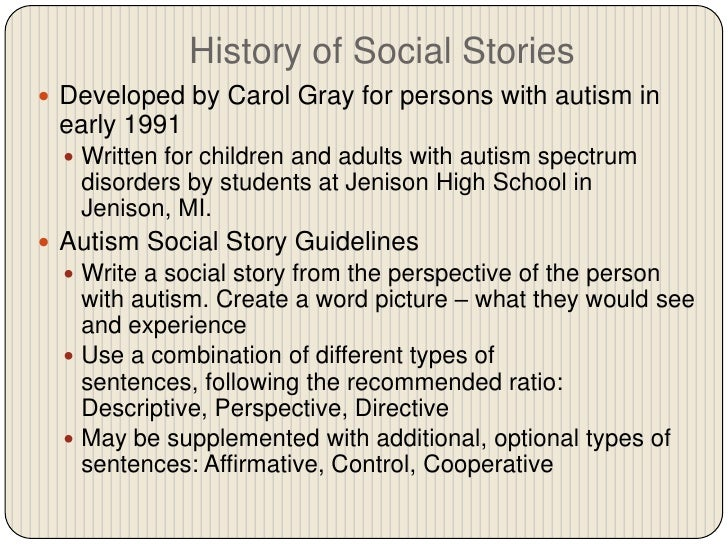 introduction to autism essay
