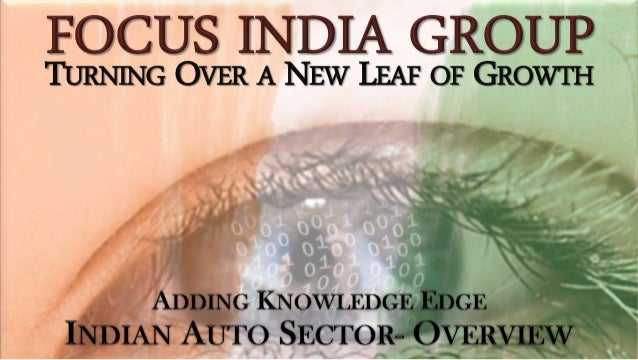 Indian Auto Sector - Overview