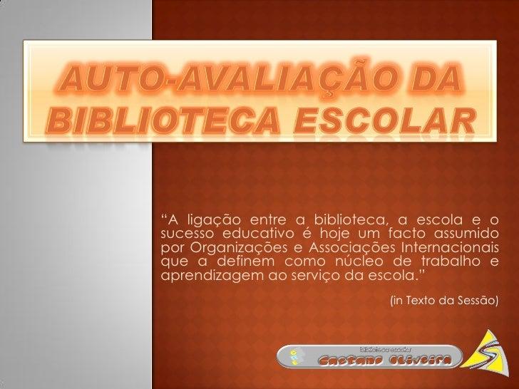 Auto AvaliaçãO Da Be Lurdes Silva
