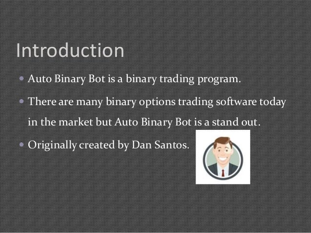 Anyoption real binary bot