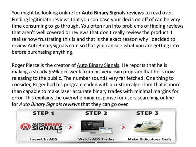 Q banc binary reviews