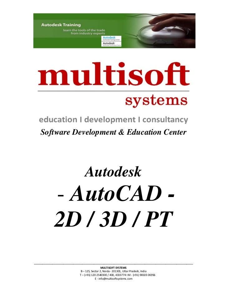 Software Development & Education Center                                                        Autodesk                   ...