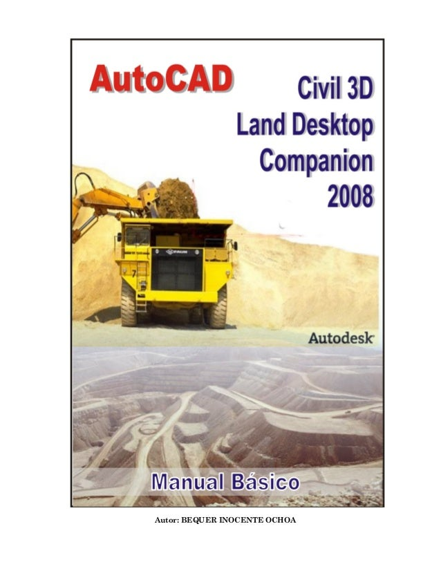 autocad land desktop 2009 tutorial pdf