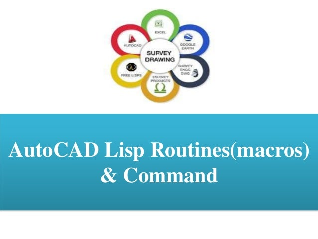 How to Write Lisp Routines in AutoCAD