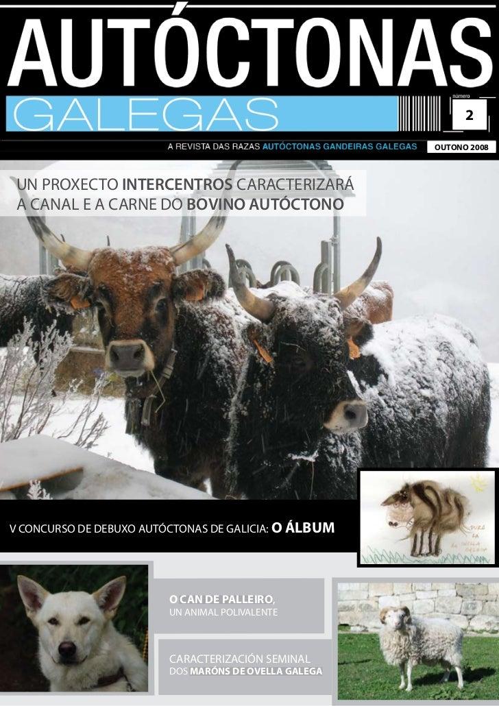 Autoctonas Galegas 2008