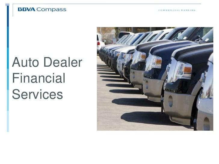 Auto DealerFinancialServices
