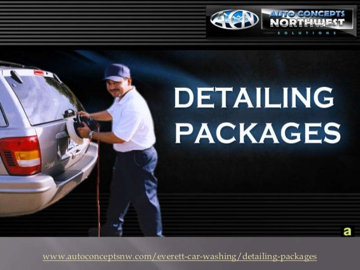 Auto detailing , car washing everett and auto restoration services @ Auto Concepts Northwest Everett