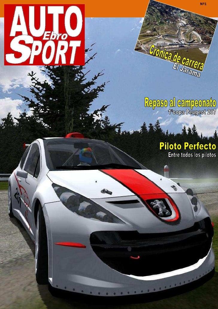 Auto ebro sport n1