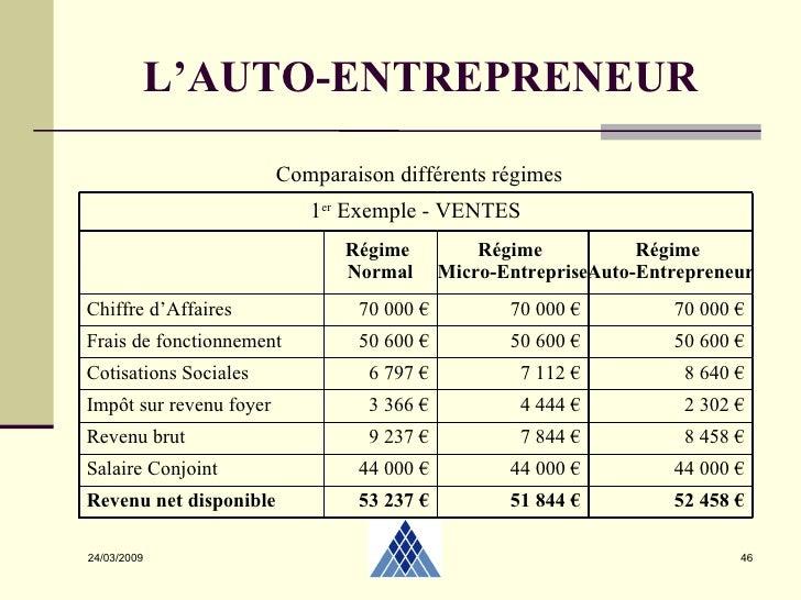 exemple de micro entreprise