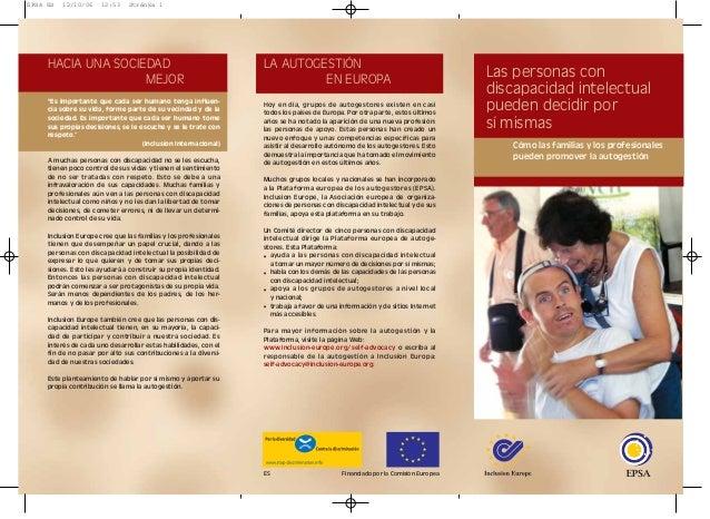 EPSA ES   12/10/06     12:53    Stránka 1     HACIA UNA SOCIEDAD                                           LA AUTOGESTIÓN ...
