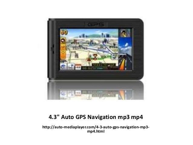 """4.3"""" Auto GPS Navigation mp3 mp4 http://auto-mediaplayer.com/4-3-auto-gps-navigation-mp3- mp4.html"""