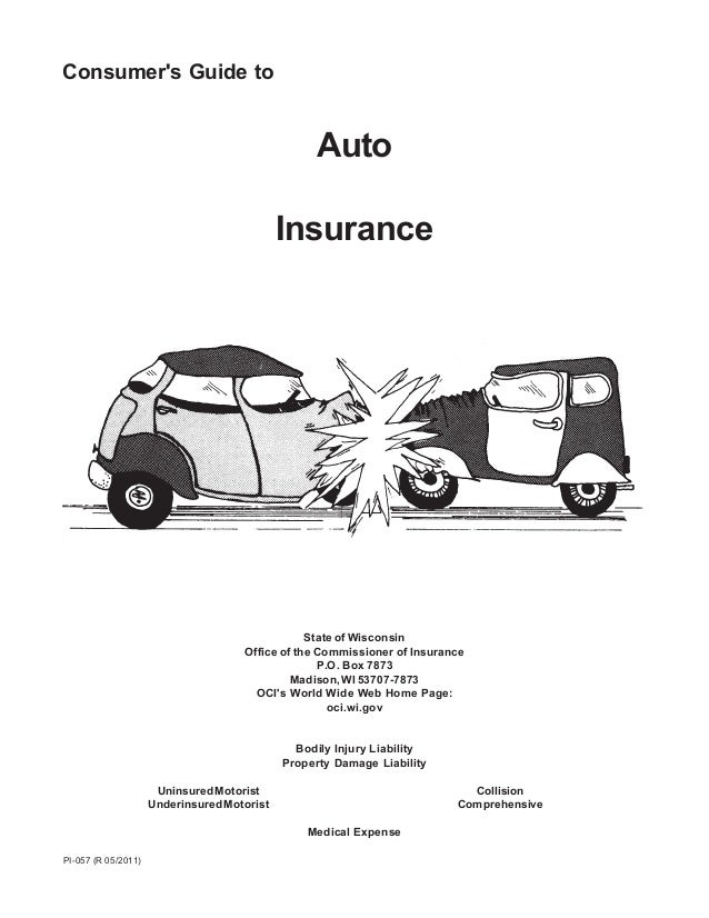 Consumers Guide to                                                  Auto                                             Insur...