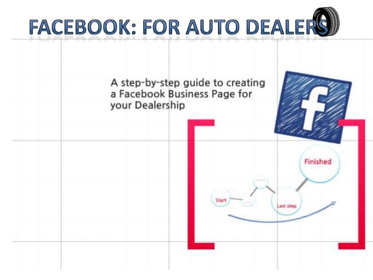 PROMOTING YOUR DEALERSHIP ON FACEBOOK