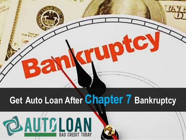 getting auto loans after chapter 7 bankruptcy. Black Bedroom Furniture Sets. Home Design Ideas