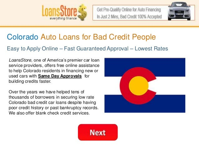 Online shopping credit for bad credit