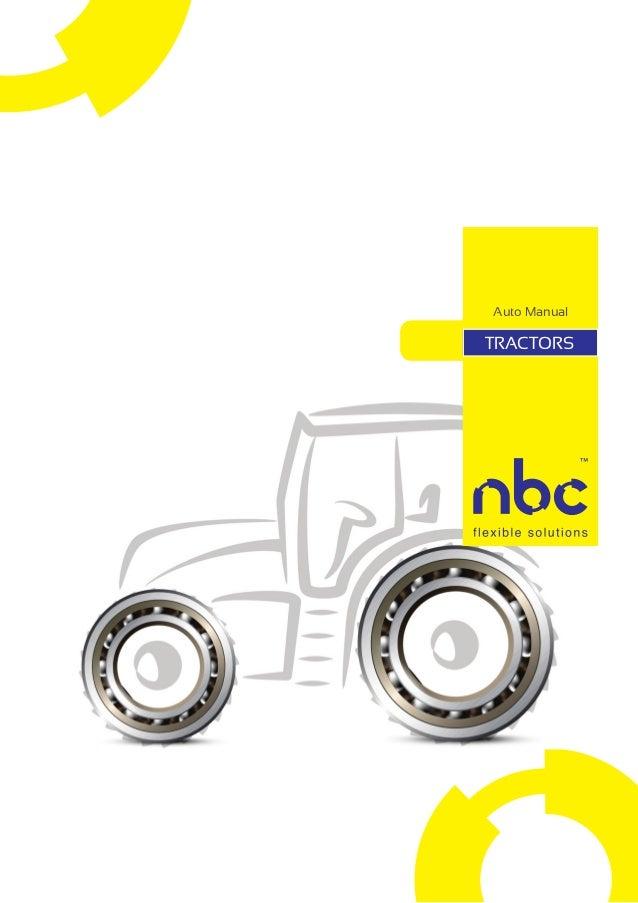 Auto manual  tractors