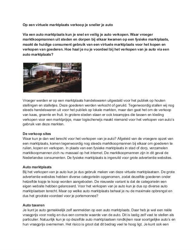 Opeenvirtuelemarktplaatsverkoopjesnellerjeauto Viaeenautomarktplaatskunjesnelenveiligjeautoverkopen.Wa...