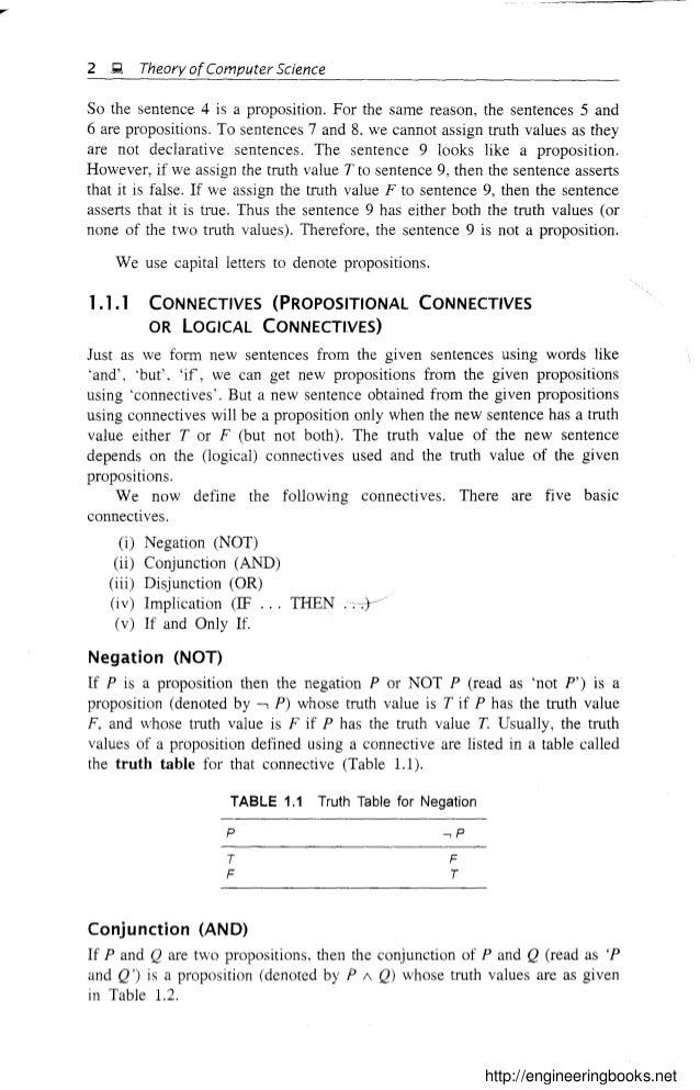 klp mishra theory of computation pdf