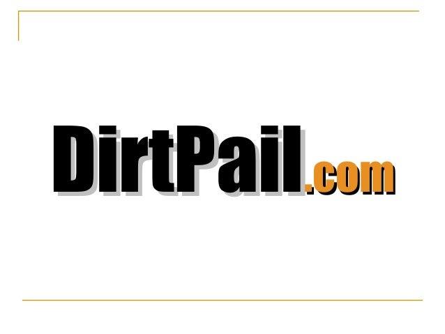 DirtPailDirtPail.com.com